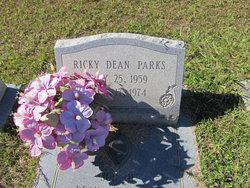 Ricky Dean Parks