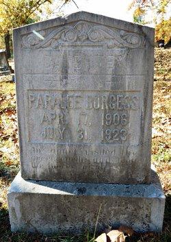 Paralee Burgess