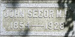 Dr John Cross Secor