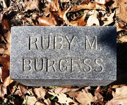 Ruby M. Burgess