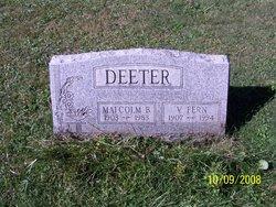 Malcolm B Deeter