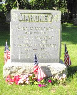 Annie E Mahoney