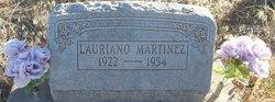 Lauriano Martinez