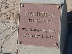 Thelma R Campbell