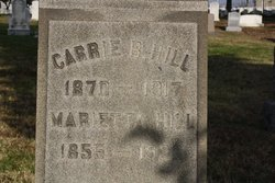 Carrie Brown Hill
