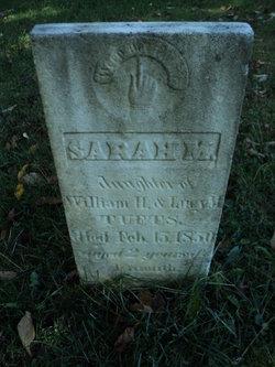 Sarah M. Tufts
