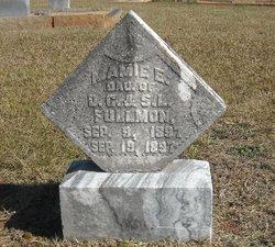 Mamie E Fullmon