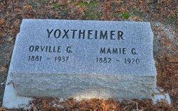 Orville George Yoxtheimer