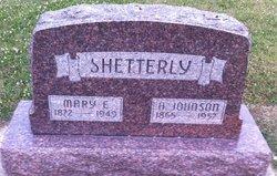 Mary E Shetterly