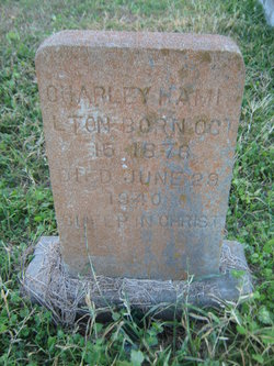 Charley Hamilton