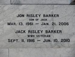 Jack Risley Barker