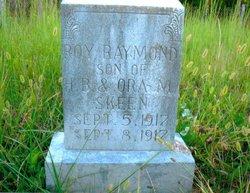 Roy Raymond Skeen