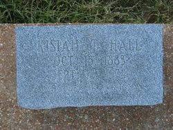 Kisiah T Hall