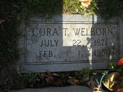 Cora Thompson Welborn