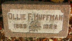 Ollie Francis Huffman