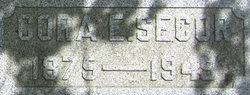Cora E. <I>Packard</I> Secor