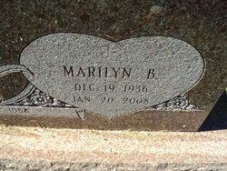 "Marilyn ""Sally"" <I>Brooks</I> Urtz"