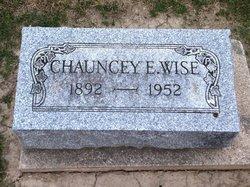 Chauncey Ernest Wise