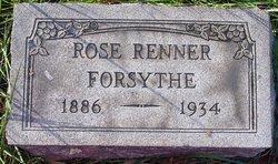 Rose Renner Forsythe