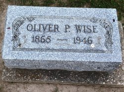 Oliver Perry Wise