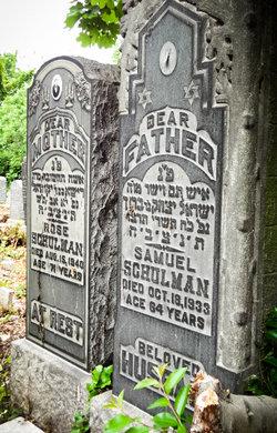 Samuel Schulman