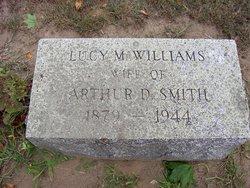 Lucy Myrtle <I>Williams</I> Smith