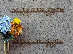 Patricia Ann <I>Grout</I> Kenyon