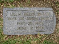Lillie Belle <I>McClaren</I> Beach