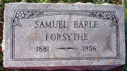 Samuel Earle Forsythe