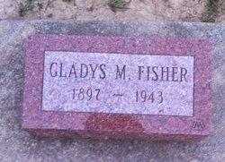 Gladys M Fisher