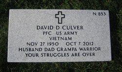 David D Culver