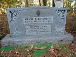 Wendell Ray Dorsey