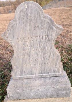 Bertha Chalk