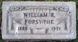 William R Forsythe