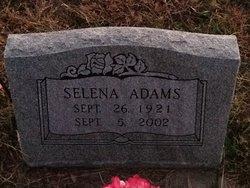 Selena <I>Freeze</I> Adams
