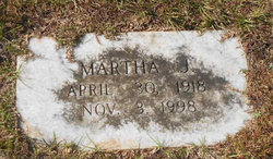 Martha J <I>Downing</I> Gresham