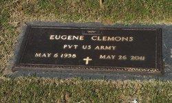"""Eugene """"Not"""" Clemons"""