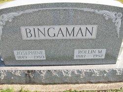 Josephine Bingaman