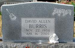 David Allen Burris