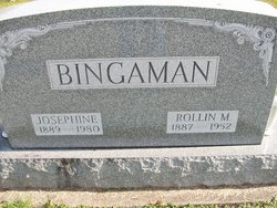 Rollin M Bingaman