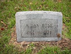A Dan Rose
