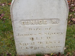 Eunice H Stacey