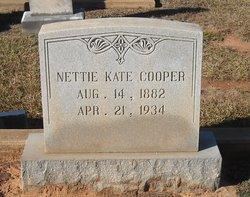 Nettie Kate Cooper