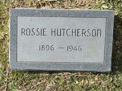 Rossie Hutcherson