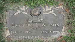 """Gregory L """"Peppy"""" Wilson"""