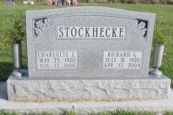 Charlotte Elizabeth <I>Nutt</I> Stockhecke