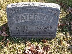 Alice Paterson
