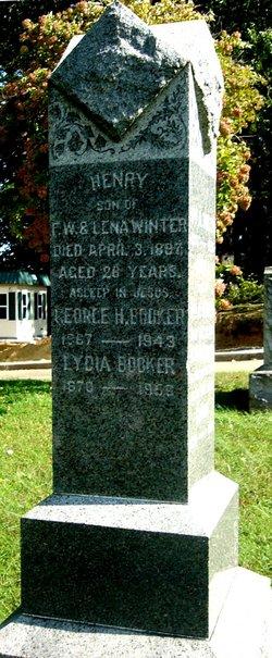 Lydia Booker