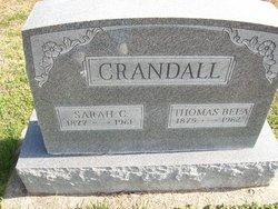 Thomas Bela Crandall