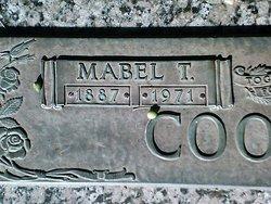 Mabel T Cooper